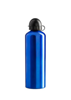 Hliníková láhev objem 0,6l blue