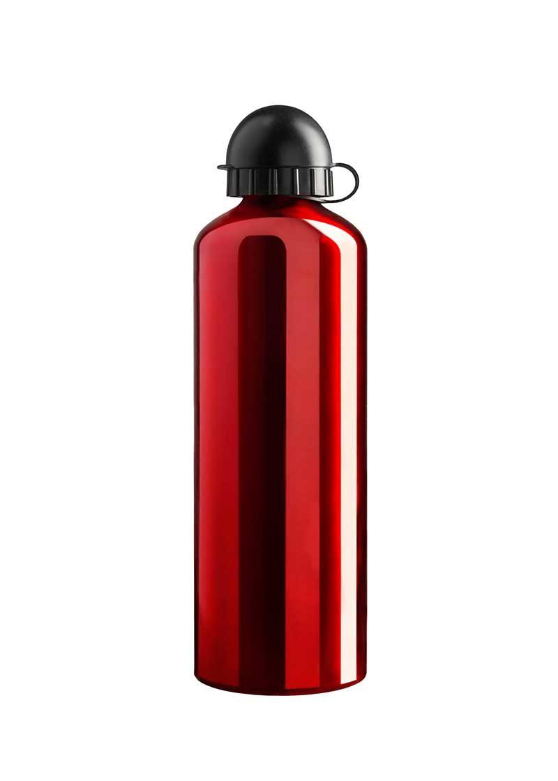 Hliníková láhev 1l red