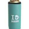 Neoprenový termoobal na plechovku objem 0,5l I love beer mit-white