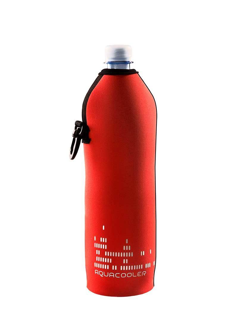 Neoprenový termoobal na PET láhev 0,7l Mattoni, Korunní, Rájec