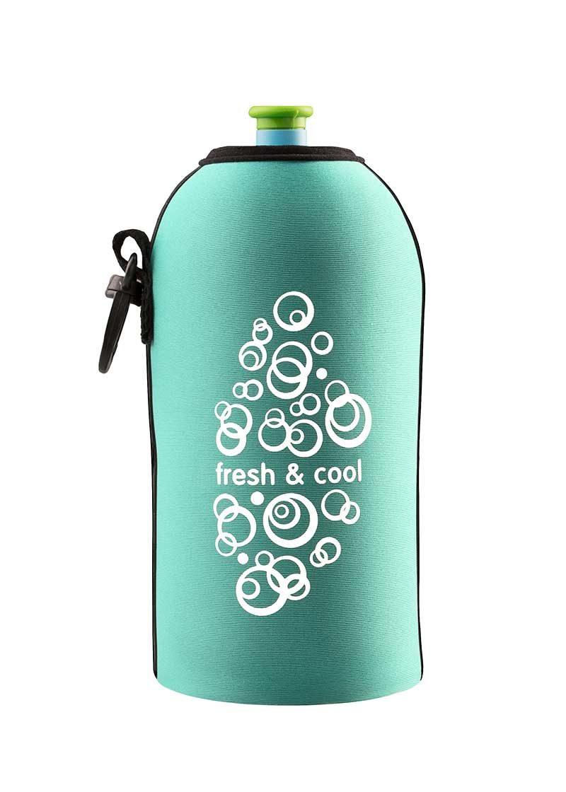 Neoprenový termoobal na sportovní a Zdravou lahev objem 0,5l potisk Freshcool