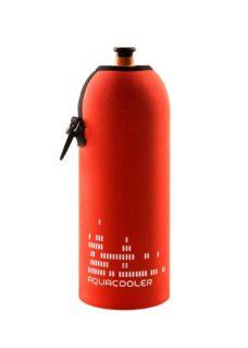 Neoprenový termoobal na sportovní a Zdravou Lahev o objemu 0,7l orange