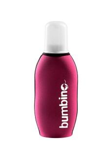 Neoprenový termoobal bumbino na kojenecké lahve typu slza pink