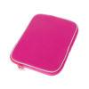 "Neoprenové pouzdro na tablet 10"" zip pink"