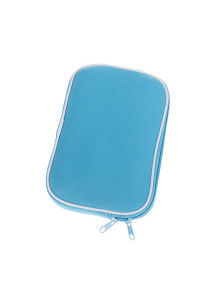 "Neoprenové pouzdro na tablet 7"" se zipem blue"