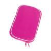 """Neoprenové pouzdro na tablet 7"""" se zipem pink"""