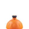 Náhradní víčko se zátkou Zdravá lahev orange black
