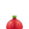 Náhradní víčko se zátkou Zdravá lahev red green
