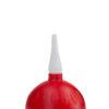 Náhradní víčko s hubicí na hokejovou láhev red white