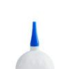 Náhradní víčko s hubicí na hokejovou láhev white blue