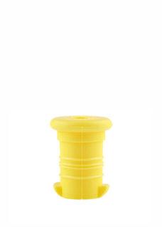 Náhradní zátka Zdravá lahev yellow