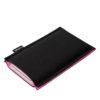 Neoprenové pouzdro na mobil black-pink