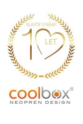 coolbox výročí white