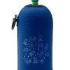 Neoprenový termoobal na sportovní a Zdravou lahev objem 0,5l potisk Mořská zvířátka darkblue