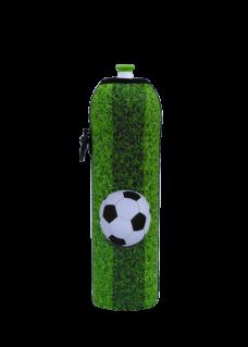 Neoprenový termoobal na sportovní a Zdravou lahev o objemu 1,0l potisk míč-hřiště 1