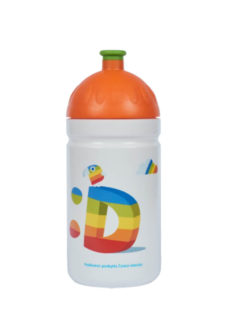 Zdravá lahev Déčko Ovečky 0,5l