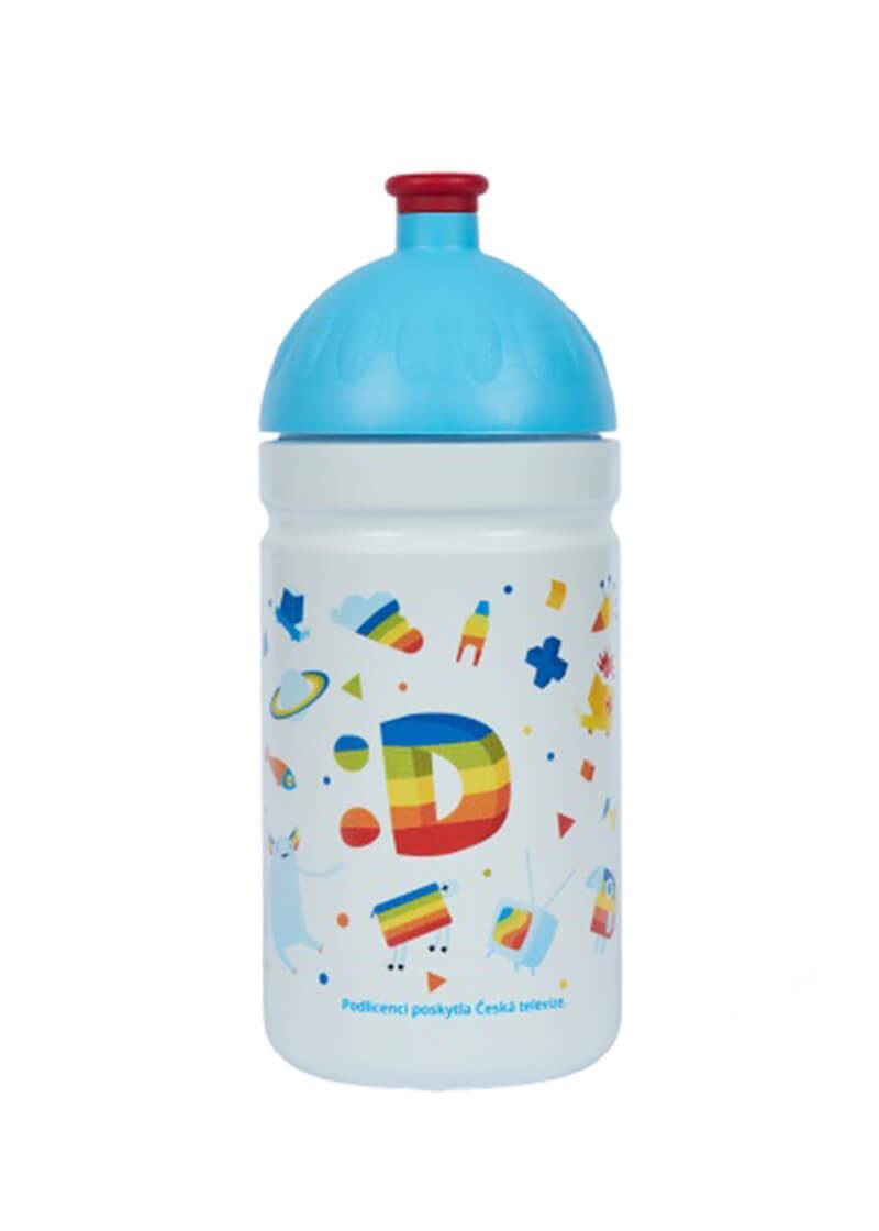 Zdravá lahev Déčko svět objem 0,5l