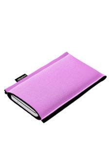 Neoprenové pouzdro na mobil lilac