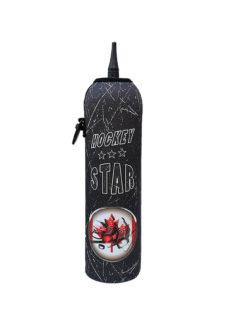 Neoprenový termoobal na hokejovou láhev 1,0l Hockey STAR Canada