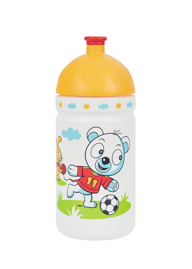 Zdravá lahev Méďa a tučňák 0,5l