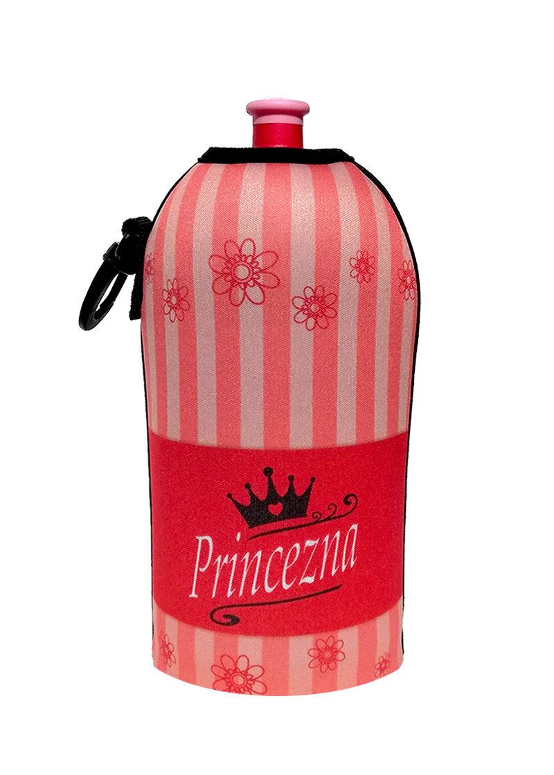 Neoprenový termoobal na sportovní a Zdravou lahev 0,5l Princezna