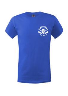 Dětské triko maska blue