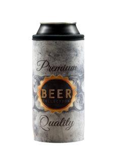 Neoprenový termoobal na plechovku 0,5l Premium beer