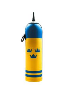 Neoprenový termoobal na hokejovou lahev 1,0l dres Sweden