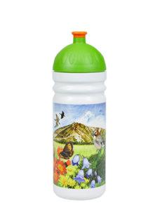 Zdravá lahev 0,7l Krakonoš zadní