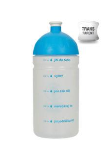 Zdravá lahev Logovka 2019 objem 0,5l zadní strana