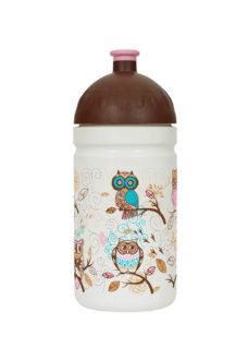 Zdravá lahev Sovičky objem 0,5l