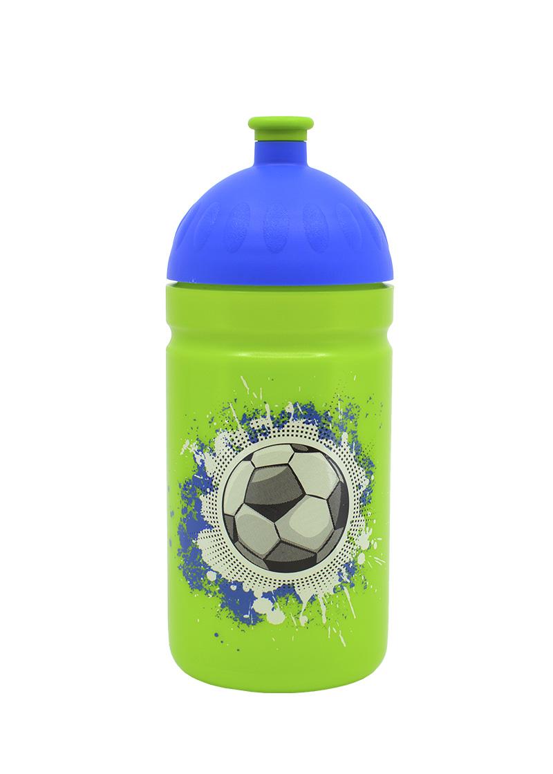 Zdravá lahev objem 0,5l fotbal