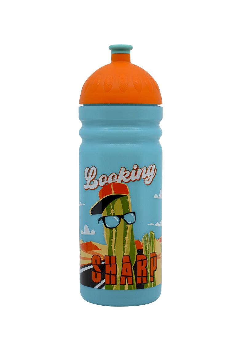 Zdravá lahev objem 0,7l Kaktus