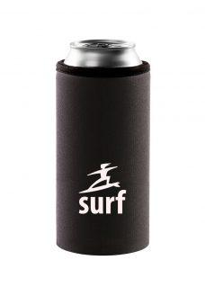 Neoprenový termoobal na plechovku 0,5l potisk surfař